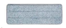 Тряпка-насадка Liao на швабру из микрофибры, на липучках /Арт-GSR-T003/366702/LA