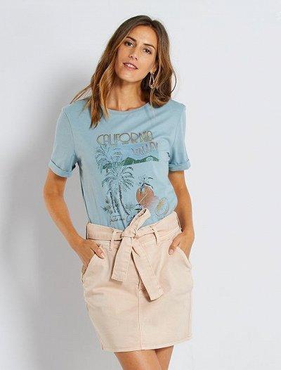 Одежда из Франции для всей семьи! — Женщины. Юбки. — Прямые юбки