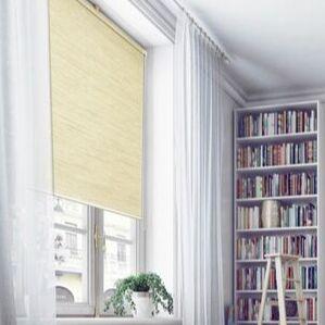 Красивые Шторы для вашего дома. Рулонные, Римские, Жалюзи — Рулонные шторы Ширина 40 см — Жалюзи