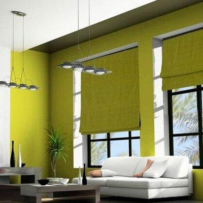 Красивые Шторы для вашего дома. Рулонные, Римские, Жалюзи — Римские шторы Ширина 140 см — Жалюзи
