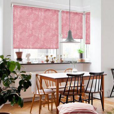 Красивые Шторы для вашего дома. Рулонные, Римские, Жалюзи — Рулонные шторы Ширина 120-130 см — Жалюзи