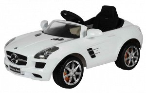 Машина на аккумуляторе для катания детей 681R Mercedes-Bens  (красная)