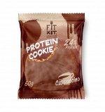Протеиновое печенье CHOCOLATE PROTEIN COOKIE , 50 г - 1 шт