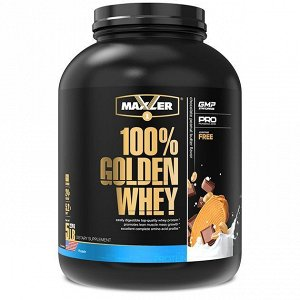 Протеин MAXLER Golden Whey - 2,2 кг