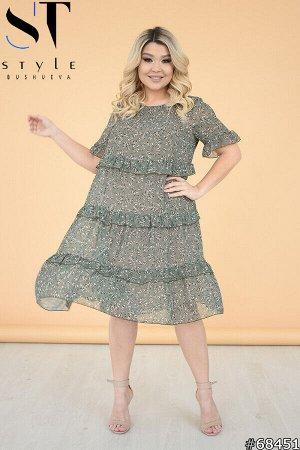 Платье 68451
