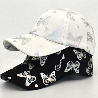 🧢Крутые кепки для взрослых и детей. Панамы в моде! — Кепки унисекс #2 — Кепки и бейсболки