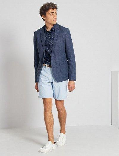 Одежда из Франции для всей семьи — Мужчины. Пиджаки