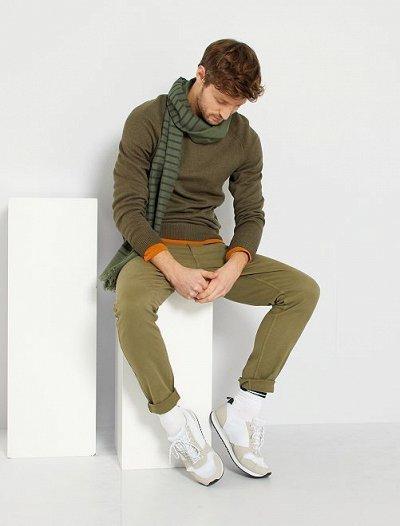 Одежда из Франции для всей семьи — Мужчины. Брюки