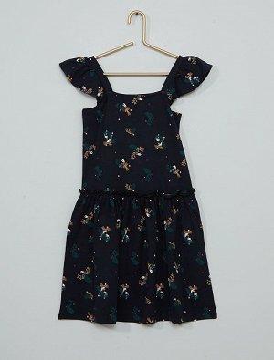 Платье-клеш Eco-conception