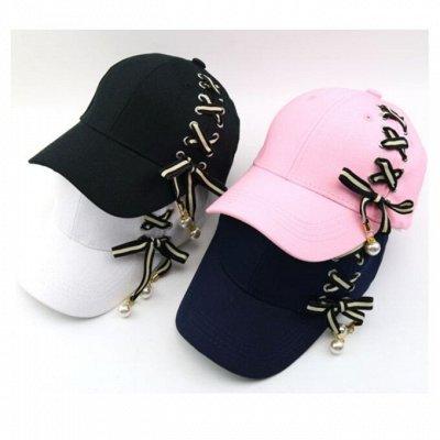🧢Крутые кепки для взрослых и детей. Панамы в моде! — Кепки для девочек — Кепки