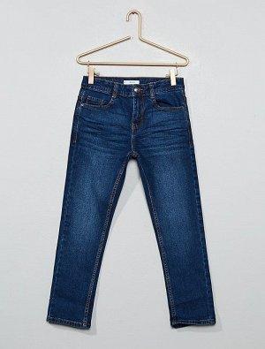 Узкие джинсы Eco-conception для детей плотного телосложения