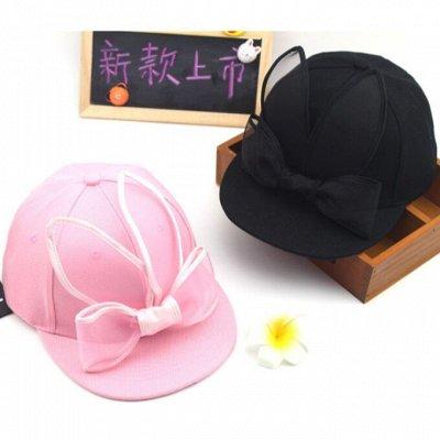 🧢Крутые кепки для взрослых и детей. Панамы в моде! — Кепки для девочек #2 — Кепки