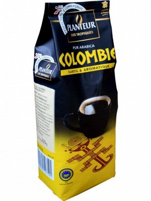 Кофе молотый Planteur Selection Colombie pur Arabica 250гр.