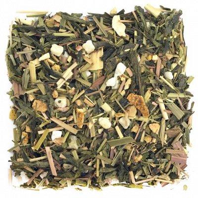 Чай и кофе / добавки к чаю Corvus. Доставка - 1 рабочий день — ЧАЙ Зелёный с добавками (Без ароматизации) — Чай