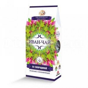 Иван-чай ферментированный со смородиной 50 гр