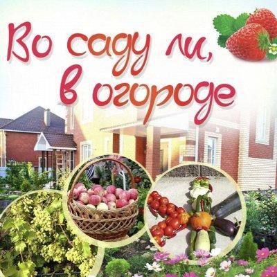 Садово-Огородная Ярмарка🌿 уДачный сезон. Новинки — Новинки — Сад и огород