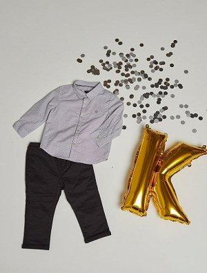 Комплект из рубашки и брюк Eco-conception