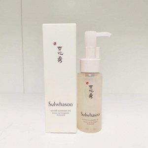 Sulwhasoo Gentle Cleansing Oil  Гидрофильное масло 50мл