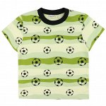 Футболка кулирка 0752100102 для мальчика