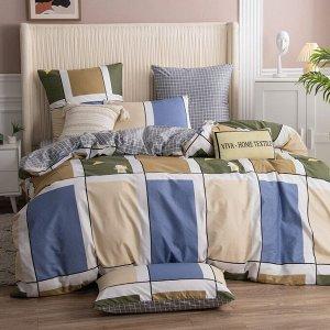 Комплект постельного белья Люкс-Сатин A233
