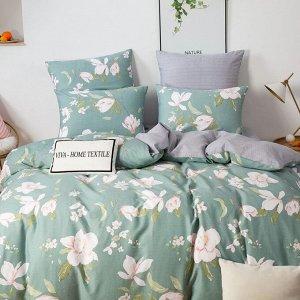 Комплект постельного белья Люкс-Сатин A238