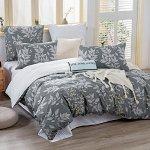 Комплект постельного белья Делюкс Сатин L392