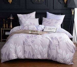 Комплект постельного белья Люкс-Сатин на резинке AR246