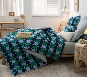 Комплект постельного белья Люкс-Сатин A222