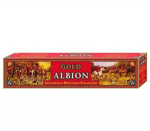"""Чай Gold Albion """"Английская фруктовая коллекция"""" 45 пак."""