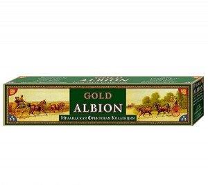 """Чай Gold Albion """"Ирландская фруктовая коллекция"""" 45 пак."""