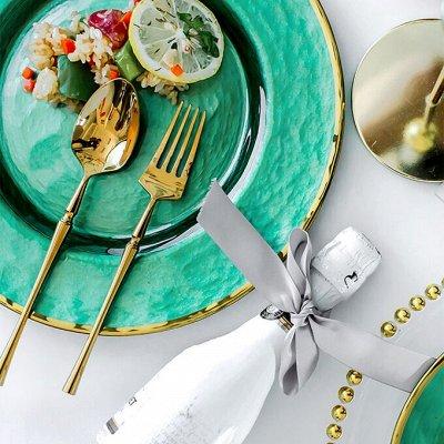 Полезные мелочи для дома, кухни, ванной. — Столовые приборы! — Посуда