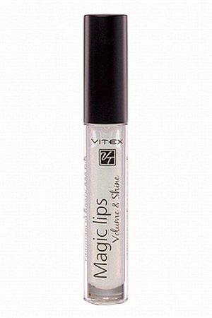 VITEX Глянцевый блеск для губ MAGIC LIPS, 3 г. тон 801 Sparkle