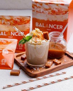 Коктейль BALANCER со вкусом Соленая карамель