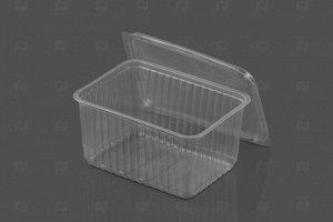 Набор контейнеров 4 шт, 1,5 л, полипропилен, One Time