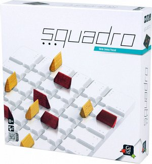 Настольная игра Сквадро