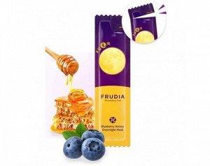 FRUDIA Питательная ночная маска с черникой и медом / Frudia Blueberry Honey Overnight Mask
