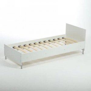 Кровать односпальная 2032х832х699 Белый