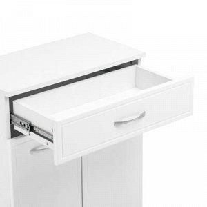 Комод Классик 60 с ящиком Белый, 60,4 x 32,5 x 81,6 см