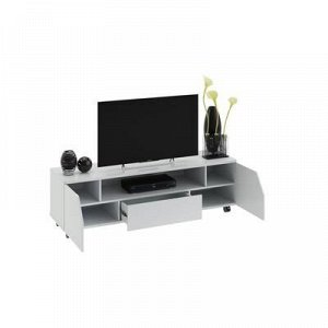 Тумба Diamond ТВ-4 1600x460x455 Белый глянец