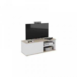 Тумба Diamond ТВ-7 400x1100x400 Дуб Сонома/Белый