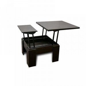 Стол-трансформер СЖТ2, 800(1600)х800х475(750) Венге