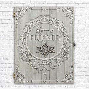Ключница-шкатулка Home, 26x20x6 см