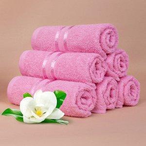 Набор полотенец для рук Harmonika цвет розовый (30х50 см - 25 шт)