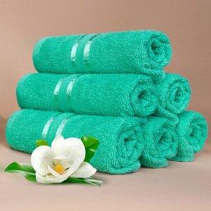 Набор полотенец для рук Harmonika цвет мятный (30х50 см - 25 шт)