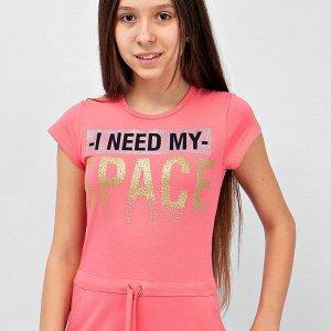 Платье Miss Feriha Space подростковое для девочки