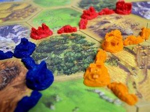Настольная игра Catan: Колонизаторы