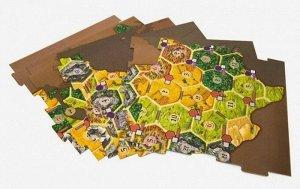 Настольная игра Catan Histories: Settlers of America (Колонизаторы. История: Поселенцы Америки) (на английском языке)