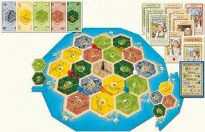 Настольная игра Catan: Family Edition (Колонизаторы: Семейное издание) (на английском языке)