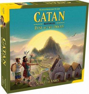Настольная игра Catan: Rise of the Inkas (Колонизаторы: Восстание Инков) (на английском языке)