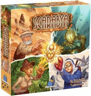 Настольная игра Скарабеи